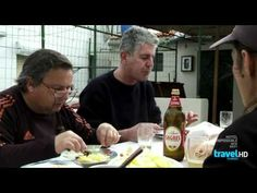Anthony Bourdain's visit to #Lisbon Enjoy his experience & come & eat with us in #Portugal's catpital soon. Tip from www.your-lisbon-guide.com  Book you perfect gourmet wine & food tour. music, food gifts, portuguese, documentari, gourmet foods, lisbon portugal food, people, video, portugues food
