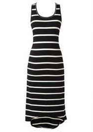 Stripe Maxi Dress - Delias