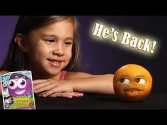 MOSHI MONSTERS LIGHTS and the Return of the LITTLE ANNOYING ORANGE