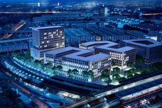 Baubeginn in Köln-Deutz: Erster Spatenstich für MesseCity Köln #Stadtgespräch #Wirtschaft_Recht #Arbeit #Arbeitsplätze #Architekten