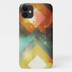 Seventies Orange Abstract Techno Triangles iPhone 11 Case - tap to personalize and get yours #iPhone11Case #abstract #retro #vintage #geometric #pattern Triangles, Techno, Iphone 11, Apple Iphone, Unique Iphone Cases, Orange, Plastic Case, Keep It Cleaner, Holiday Cards
