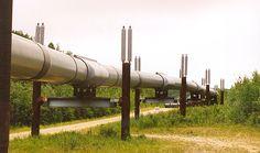 Fairbanks Alaska, The Alaskan Pipeline.  #Alaska