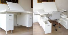 furniture design taboret. architecture and design