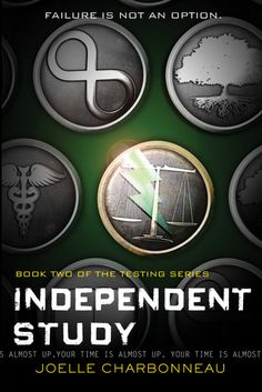 Independent Study by Joelle Charbonneau (4 Stars)