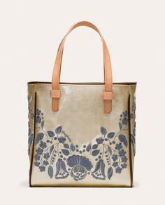 655222b60852 Consuela+- Valentina+Champagne+Tote, Classic+Collection, $198.00 Fashion  Handbags,