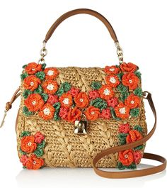 Dolce & Gabbana makes raffia bags look anything but rustic - PurseBlog
