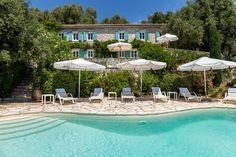 Katavolos House - a beautifully refurbished Corfiot olive press with pool and glorious sea views, Corfu, Ionian Islands, Greece