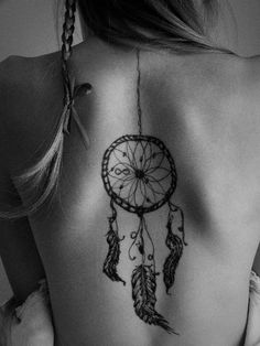 Dream Catcher Tattoos love love LOVE this. Pretty sure my dad was part indian toovaguely remember him talking about his large lungs lol