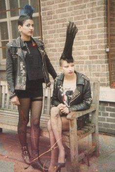 Punk girls