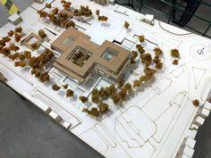 İnegöl Belediyesi Hizmet Binası Yarışması Proje Sergisi