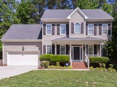 JUST LISTED!!!! $320,000, 2104sqft, 4bed, 2.5 baths, Custom built home in Danbury at Regency. Community Pool, Tennis, & Tot Lot. Fenced yard backing up to woods, refinished HWDS on 1st floor, fiber cement siding, newer HVAC & water heater, updates throughout. Wonderful to show!  Call me to view!!! 919-538-6477 or angie@acolerealty.com  www.acolerealty.com  #angiecole #acolerealty #realtor #agent #justlisted #newlisting #regency #danbury #home #cary #caryrealestate