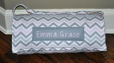 Hey, I found this really awesome Etsy listing at https://www.etsy.com/listing/124335118/nap-mat-monogrammed-bella-chevron-nap