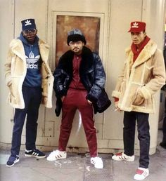 love the old NY hip hop style...Jamel Shabazz shot this as well.