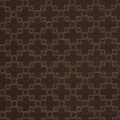 Possible carpet. Patterned dark brown. Need thick luxurious underlay!