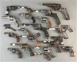 Samling defekte revolvere. Samlertilladelse til skydevåben påkrævet. (20)