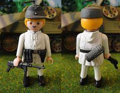 WW2 Playmobil