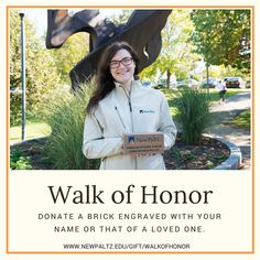 Last day to order an engraved brick for our Walk of Honor! #NPalumni   Order now: http://ift.tt/2hORhxS
