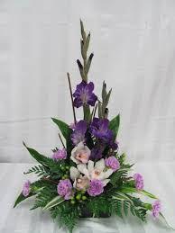 Resultado de imagen para arranjos florais gladiolos