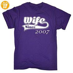 Fonfella Slogans Herren T-Shirt, Slogan Violett Violett Medium - Shirts mit spruch (*Partner-Link)