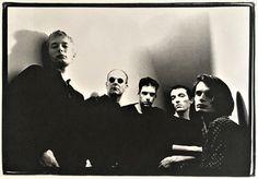 Radiohead : Thom Yorke 、 Phil Selway 、 Ed O'Brien 、 Colin Greenwood 和 Jonny Greenwood (攝影:Danny Clinch ) Pablo Honey, Colin Greenwood, Thom Yorke Radiohead, Ok Computer, Nice Dream, One Hit Wonder, Peter Gabriel, Simple Minds, Bands