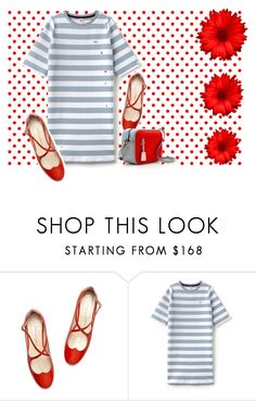"""""""Untitled #417"""" by luv-mee ❤ liked on Polyvore featuring Lacoste L!VE and J.Crew"""