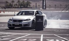 Test drive of the Lexus F-sport models including IS, LS, RX and GS - Autoweek