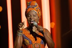 angelique kidjo | Angelique Kidjo Angelique Kidjo performs at the Nobel Peace Prize ...