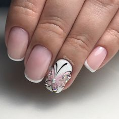 summer acrylic nails in 2020 Elegant Nail Designs, Creative Nail Designs, Colorful Nail Designs, Beautiful Nail Designs, Nail Art Designs, French Manicure Nail Designs, French Nails, Summer Toe Nails, Summer Acrylic Nails