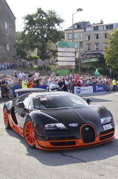 Bugatti Veyron WRE