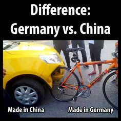 Germany vs. China