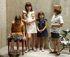 Motoreta - bringing sophistication to children's clothing #KidsClothing