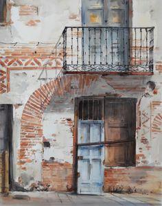 La casa del arco (El pasado sobre el pasado) 2012 justin williams