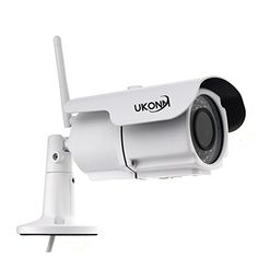 UKONM Motorized 4x Zoom 2.8-12mm 3MP Lens + Autofocus 2MP 1080P IP Wireless Bullet Security Camera UKONM http://www.amazon.com/dp/B01D9V4MJQ/ref=cm_sw_r_pi_dp_SUXcxb0KK78SC
