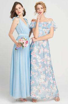 Sukienka maxi z siateczki Bridesmaid Dresses, Wedding Dresses, Lei, Fashion Trends, Outfits, Tricot, Bridesmade Dresses, Bride Dresses, Bridal Gowns