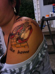 ... Wizard of oz tattoo   Tattoos   Pinterest   Oz Tattoo Wizard Of Oz