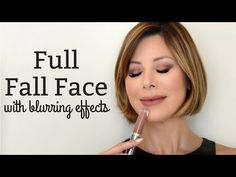 Full Fall Face + Blurring Pores & Fine Lines Makeup Tips, Eye Makeup, Blush Makeup, Makeup Ideas, Shape Tape Contour Concealer, Contouring, Dominique Sachse, Brow Pomade, French Beauty