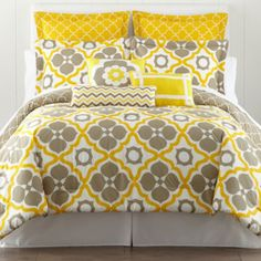 Happy Chic by Jonathan Adler Lola Comforter Set - JCPenney $29