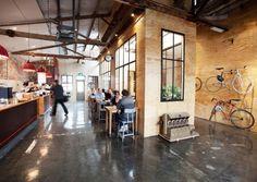 coffee shop warehouse - Google Search