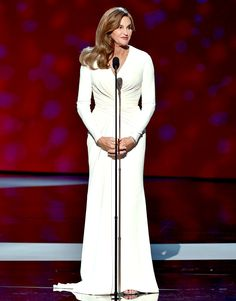 Caitlyn Jenner speaks onstage at the 2015 ESPY Awards