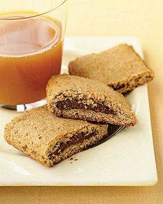 Whole-Wheat Date Bars Recipe