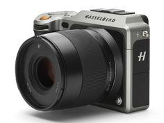ハッセルブラッド、中判ミラーレスカメラ「X1D」を発表 - デジカメ Watch