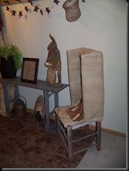 Tutorial for making a Make-Do Chair by Prims From Above blog.