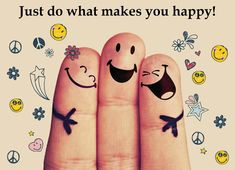 Fai solo ciò che ti rende felice Do What Makes You Happy Finger Fun, Finger Plays, Friendship Pictures, Happy Friendship, Make You Happy Quotes, Are You Happy, Hugs And Kisses Images, Dp For Whatsapp Profile, Funny Fingers