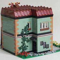 Modular Flower Shop - Bricksafe