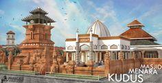 Our Artwork (Masjid Menara Kudus)
