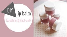 Super easy lip gunk ;)