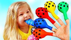 Is not Crying Baby Songs Finger Family Nursery Rhymes for kids Bad Babies Learn colors with balloons    {{AutoHashTags}}