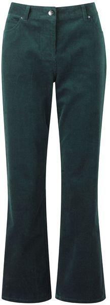 Petrol Cord Jeans - Lyst