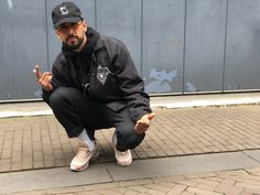 STEALTH SOCIETY COACH JKT BLACK – TRAMPHAÜS LONDON