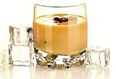 Kinder likér Home Canning, Beverages, Drinks, Smoothies, Panna Cotta, Vodka, Good Food, Food And Drink, Cream